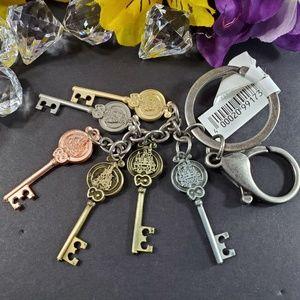 Disney Parks Keys to All Parks Keychain